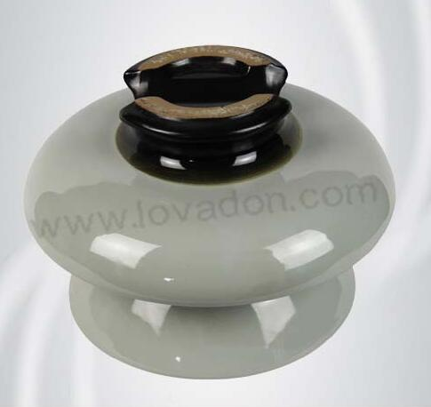 ANSI Class 56 Series High Voltage Ceramic Pin Type Insulators