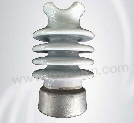 57-1 Series CE Ceramic High Voltage Line Post Porcelain Insulator
