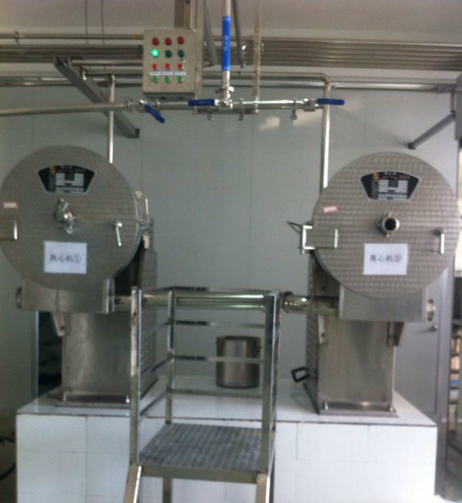 Whole Soy Milk Production Line with Sachet Packing