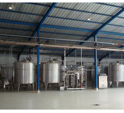 300-500L Condensed Milk Production Line