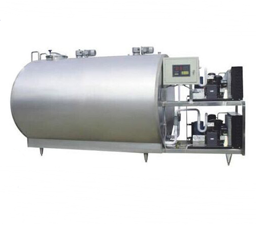 5000L Milk Cooling Tank for Milk Processing
