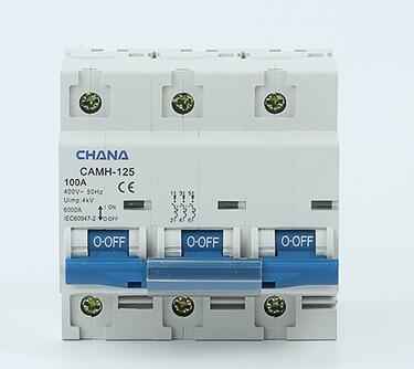 Camh-125 Series with Ce and CB Certificate Mini Circuit Breaker