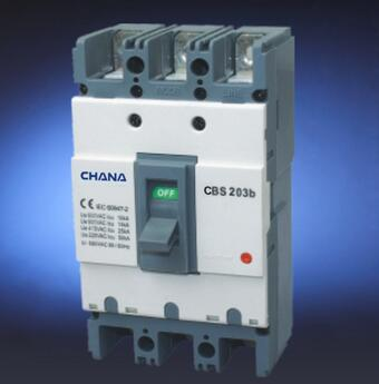 63A-800A Series CB Certificated Ls Type Moulded Case Circuit Breaker