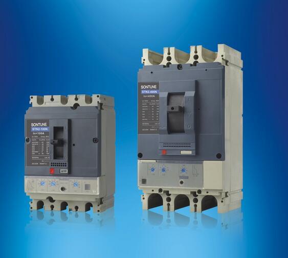 Sontune Stn2 Series 3p 4p Low Voltage Moulded Case Circuit Breaker