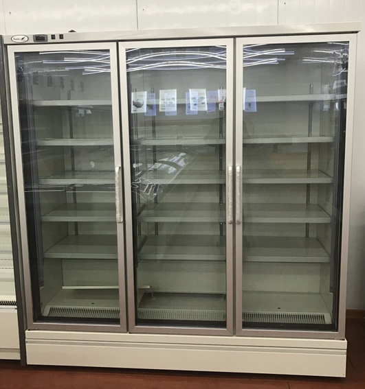Open Face Display Fridge and 3 Door Display Freezers