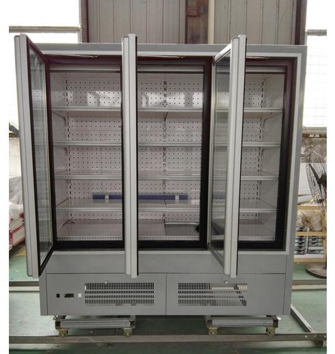 Beer Mini Refrigerator, Upright Freezer with Glass Door