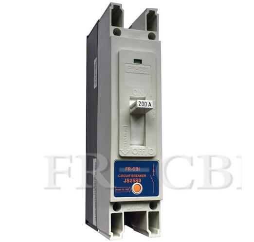 JS250 Series MCCB Open Frame Moulded Case Circuit Breaker