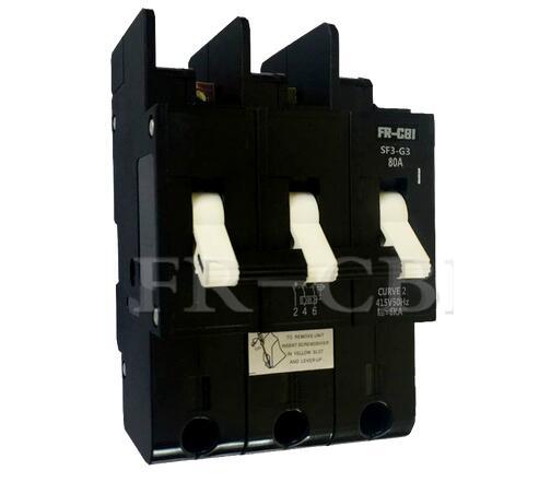 SF3-G3 Series 3p cbi type Low Voltage Africa Mini Circuit Breaker