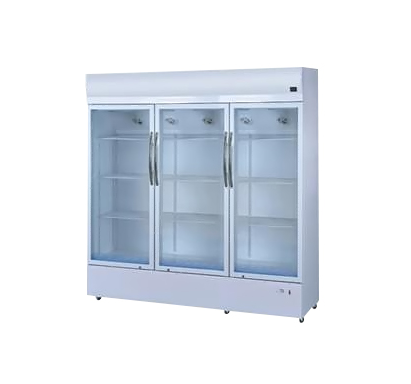 High Quality Vertical Showcase Freezer