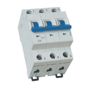 Ksb7 Series 3p 63 AL7 High Quantily Low Voltage Mini Circuit Breaker