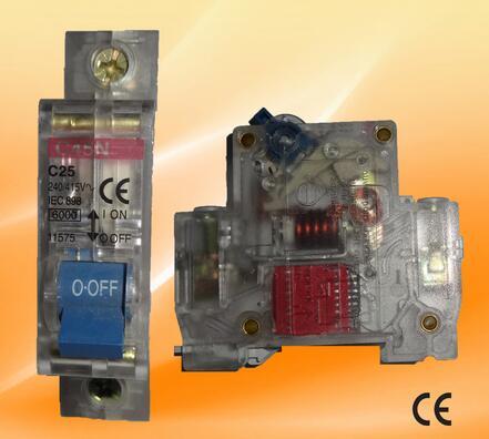 C45 Series IEC60898 Low Voltage Normal Type Mini Circuit Breaker