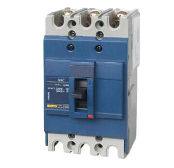 Nsc Type Electric Type Low Voltage Moulded Case Circuit Breaker