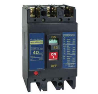 NF Series Overcurrent Protection Moulded Case Circuit Breaker