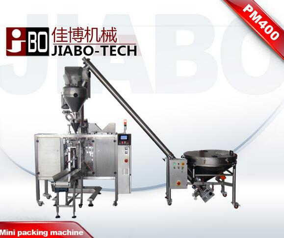 PM400 Bag-Given Doypack Powder Premade Pouch Packing Machine