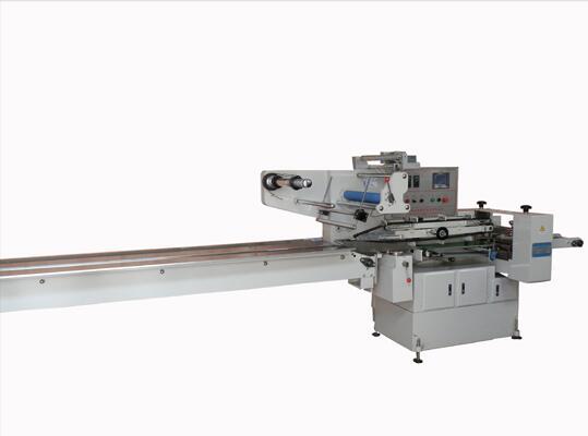 C-450 Horizontal Automatic Toilet Soap Bar Flow Packing Machine