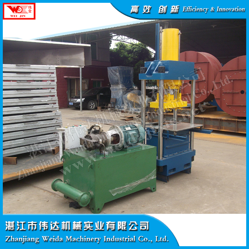 CONGO Dry Rubber Hydraulic Press