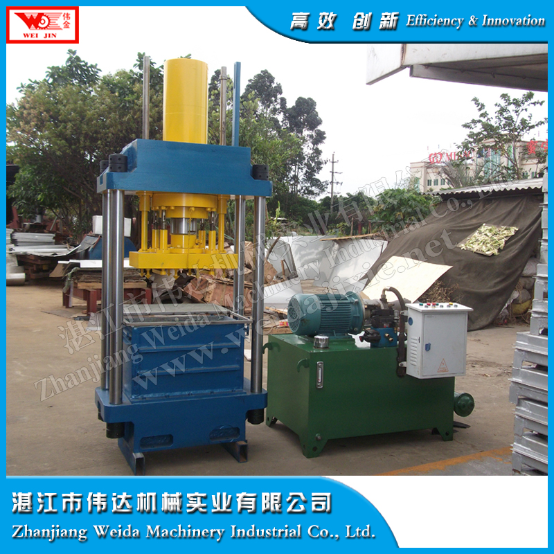 INDIA Dry Rubber Hydraulic Press