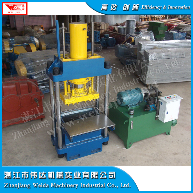 INDIA Standard Rubber Baler Machine