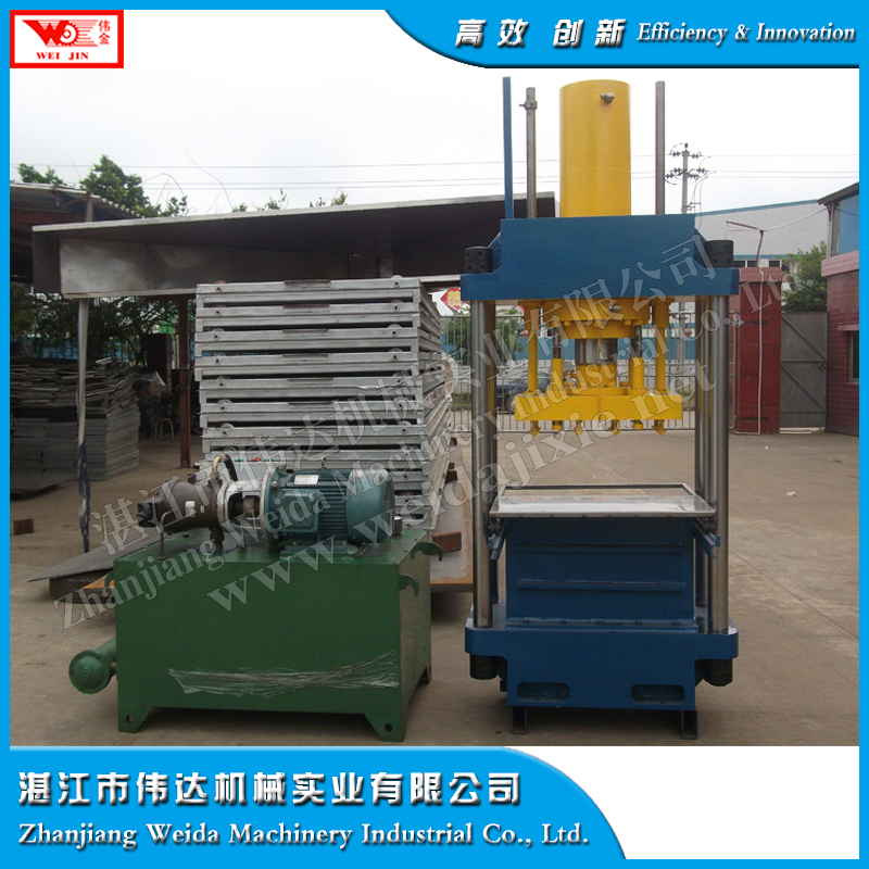 CAMEROON Dry Rubber Hydraulic Press