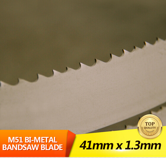 M51 cutting stainless steel band saw blade
