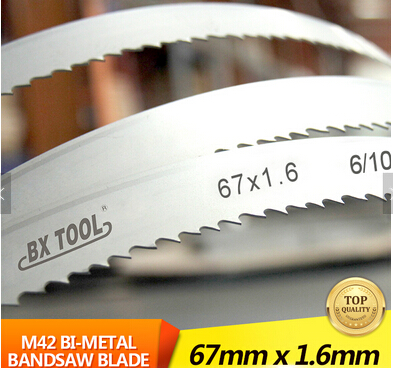 High Quality M42 Bimetal Band Saw Blade