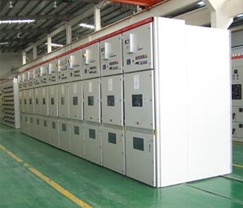 KYN28-1735 ISO9001 high voltage gas insulated MV switchgear