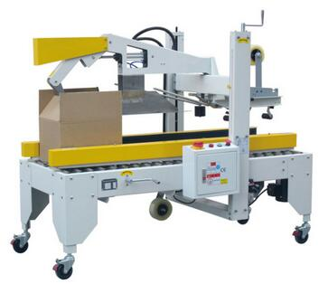 KP Semi-Automatic Carton Box Sealing Tape Machine Case Sealer