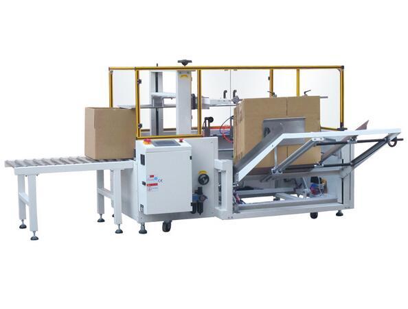 KP-E40 Semi-Automatic Carton Forming Bottom Sealer Erector