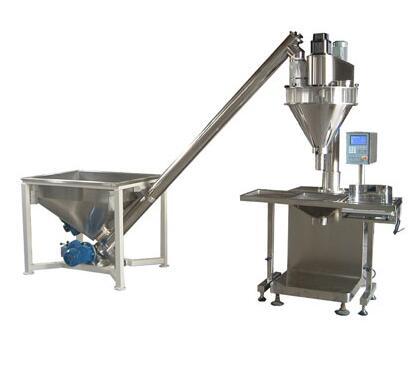 KP series Single-Room Feeding Food Powder Filling Machine