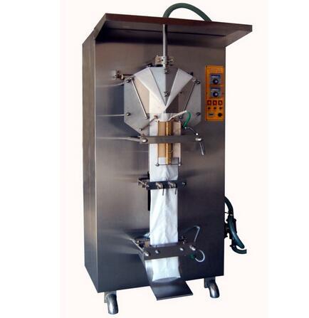 KP500L 200ml 1000ml Automatic  Flat Pouch Liquid Packing Machine