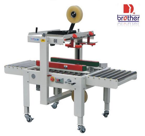Fxj5050 Series Top Sale Brother Side Drive Belt Carton Sealer