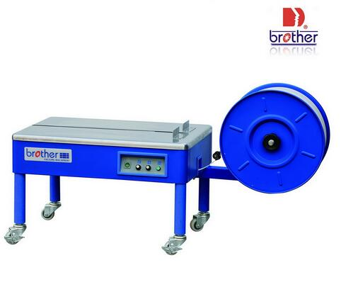 Low Table Model Semi Automatic Strapping Packing Machine
