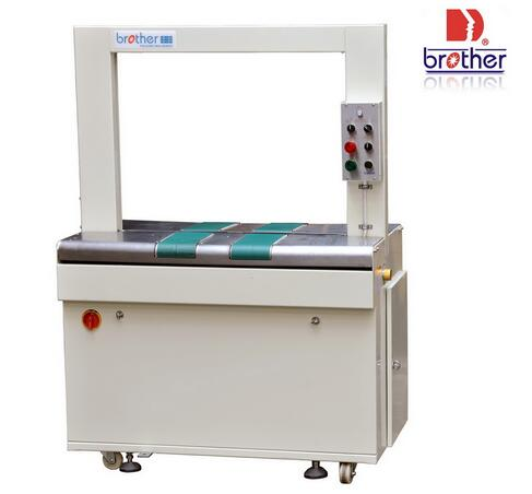 Ap8060b Automatic Strapping Machines with Belt Driving for Heavy Product