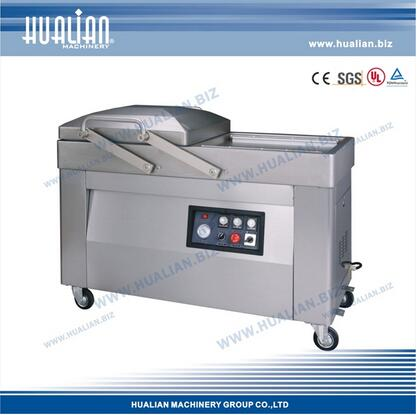 HVC-510S/2A Series Semi-Automatic Vacuum Packaging Machine