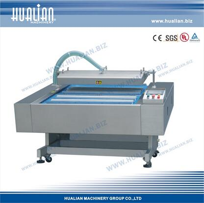 HVB-1020F/2 Automatic Continuous Vacuum Packaging Machine