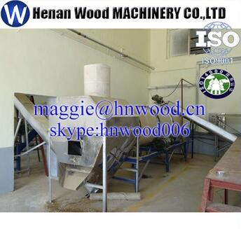 Professional chinese made fish meal machine production line