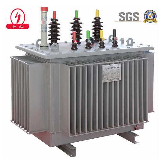 S11-M-30 Multi-winding Core-type Oil Immersed Power Transformer