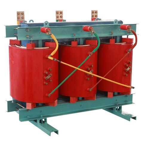 ISO9001 10kv-35kv Low Noise Dry Type Power Transformer