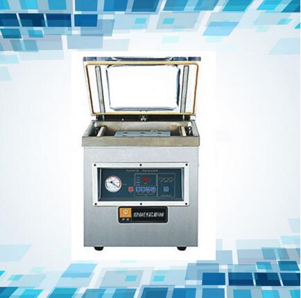 DZ300-2D Stainless Steel Body Desktop Vacuum Packaging Machine