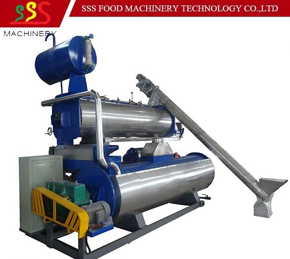 Cattle sheep chicken offal feather abattoir Slaughterhouse waste processing machine