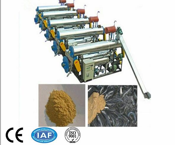 stable quality fish meal machine pellet feed making machine