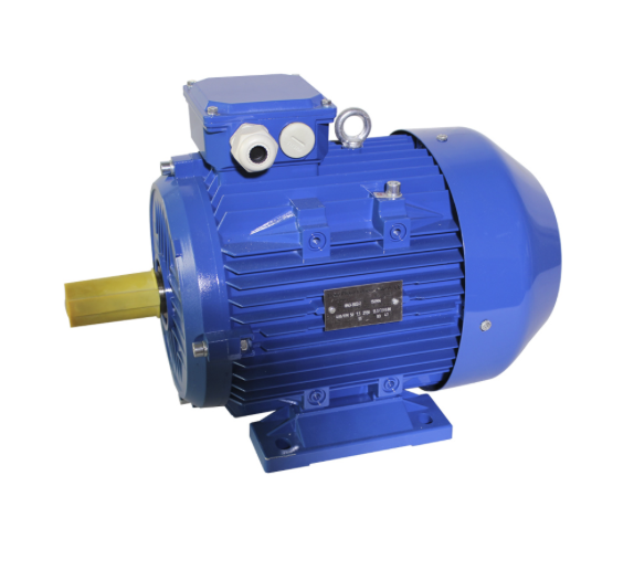 Aluminium Electric Premium Efficiency AC Motor
