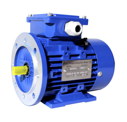 2.2kw Ie1 Aluminium High Efficiency Asynchronous Motor (90L-2-2.2KW)