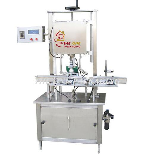 TOIC-1A Series Composite Materials In-Line Capping Machine