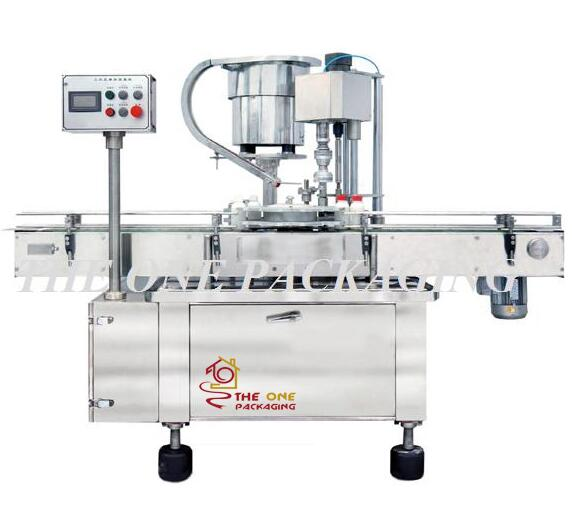 TOARC-1A Series Automatic Rotary Capper Bottle Capping Machine