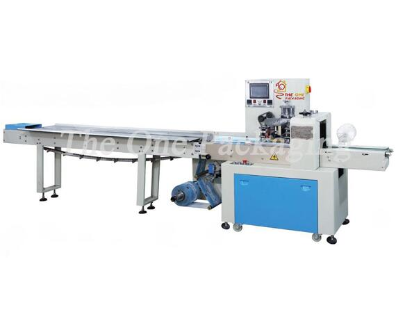 Topp-260 Series 0-50Hz Automatic Pillow Packaging Machine