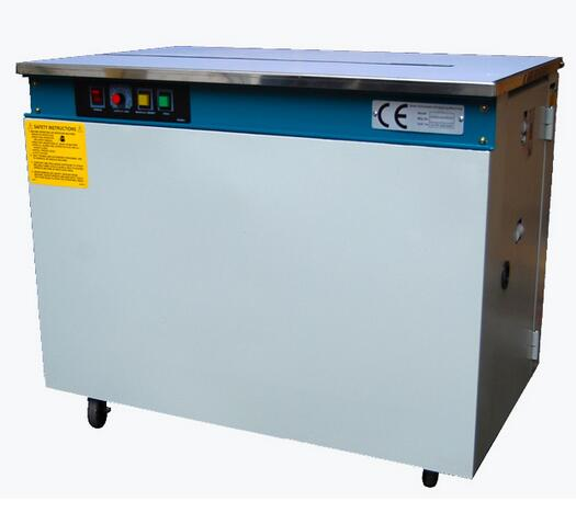 Ce Approved Semi-Automatic Strapping Machine for Carton Industry