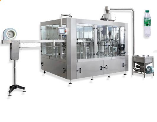 RFC-2000W 4000 bottles Per Hour Bottling Water Filling Machine