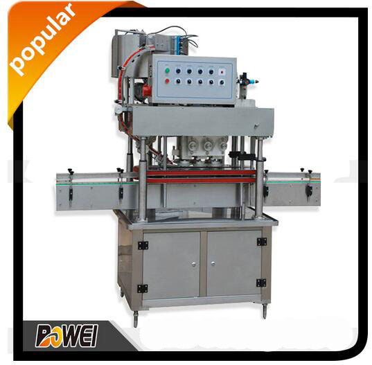 ILC-1 Automatic Wooden Case Inline Spindle Bottle Capping Machine