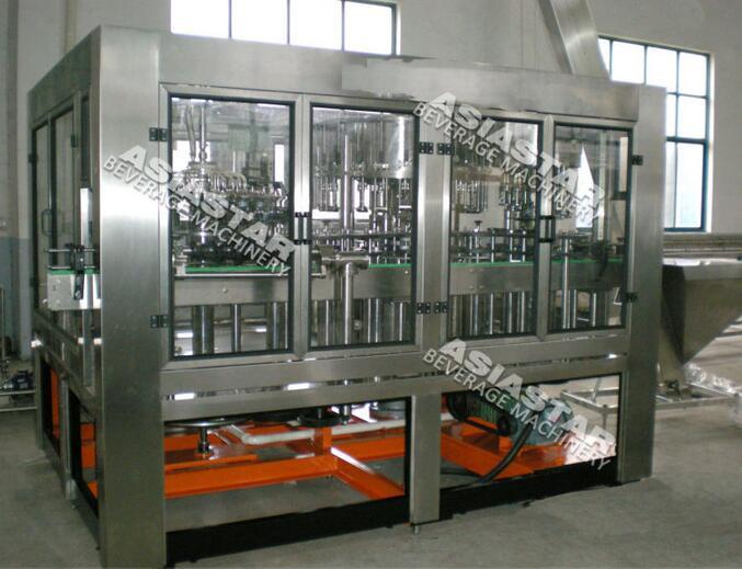 ASA-901 Automatic Wine Filler Equipment Liquor Filling Machine